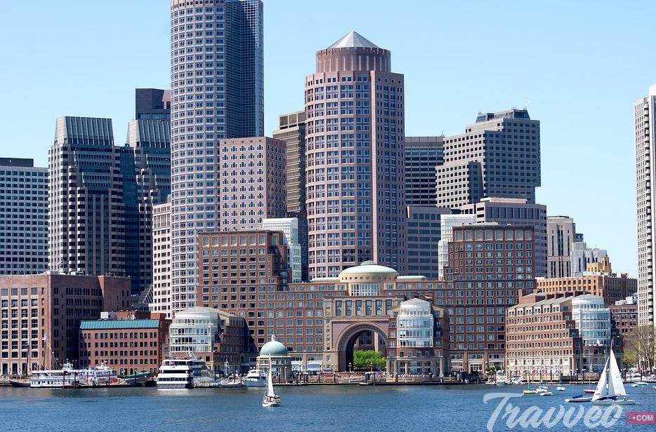 جولة سياحية في مدينة بوسطن