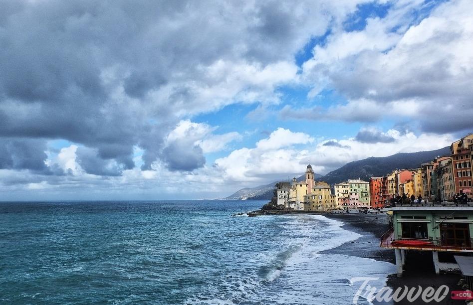 رحلة سياحية علي شواطئ ايطاليا