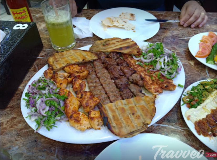 مطعم المشارف التركي