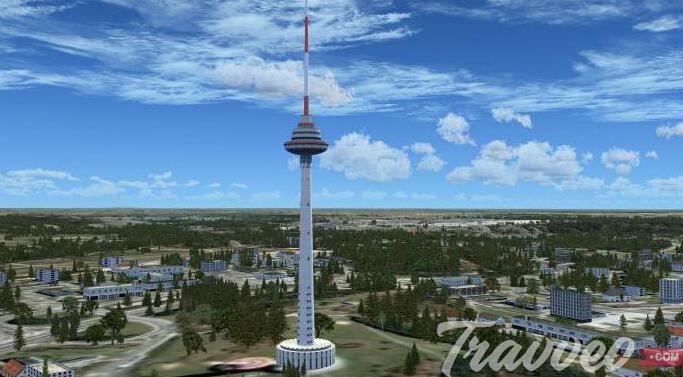 برج تلفزيون فيلنيوس