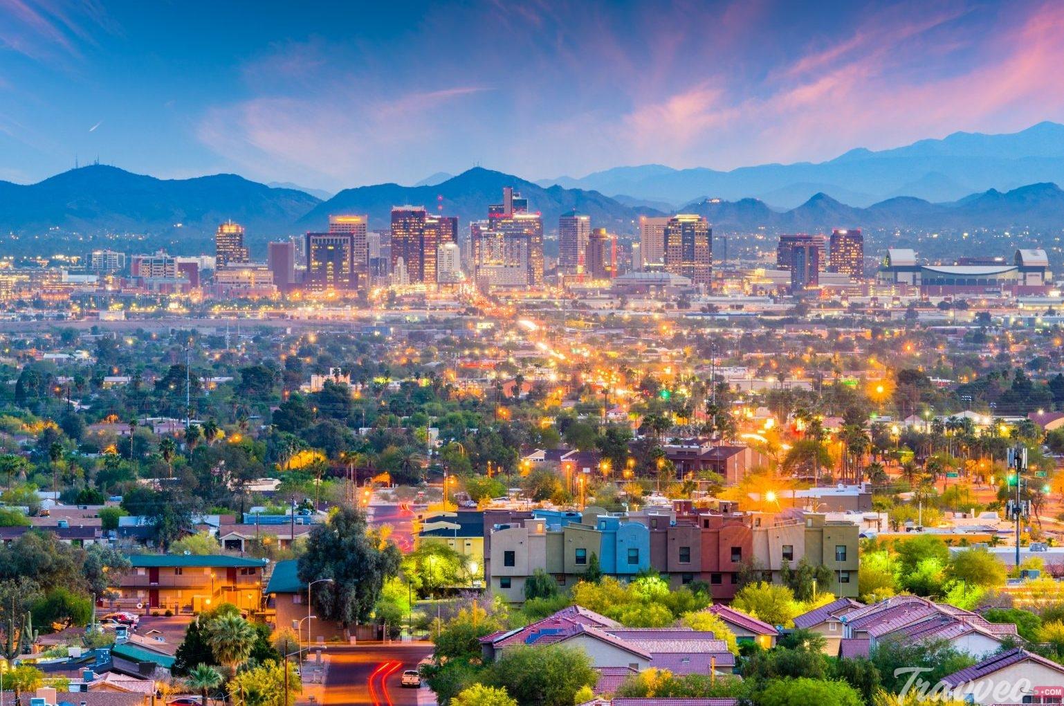 السياحة في ولاية اريزونا