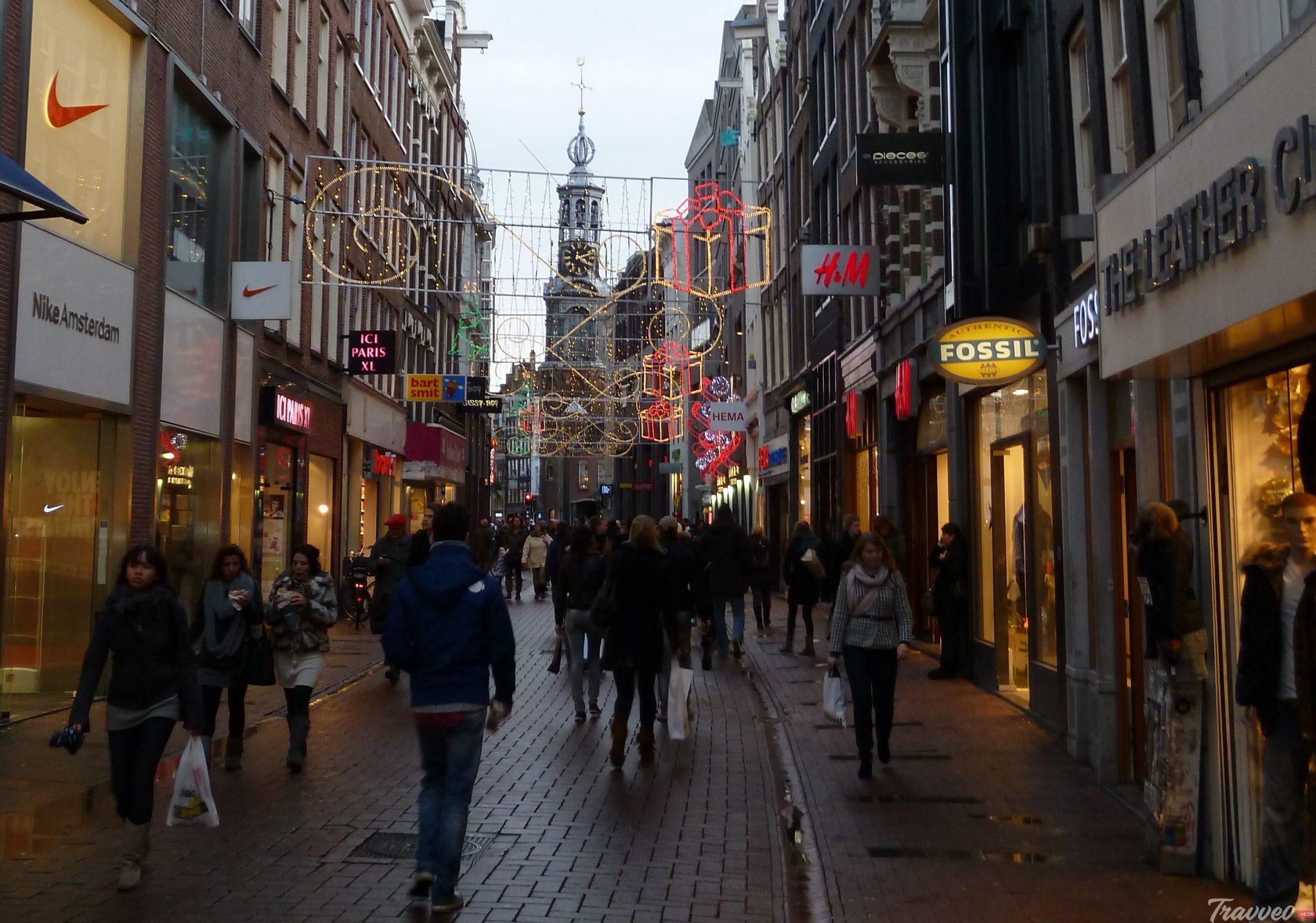 افضل 10 مراكز تسوق في امستردام