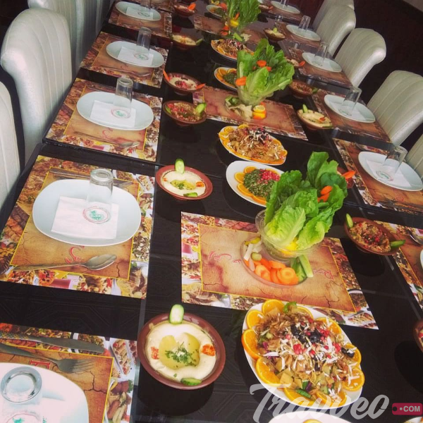 مطعم ريف حلب البريمي