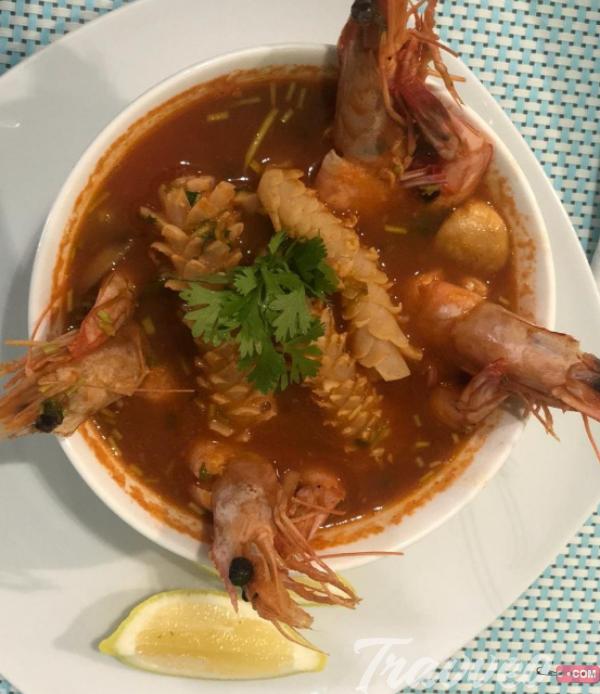 Yamal Seafood Restaurant