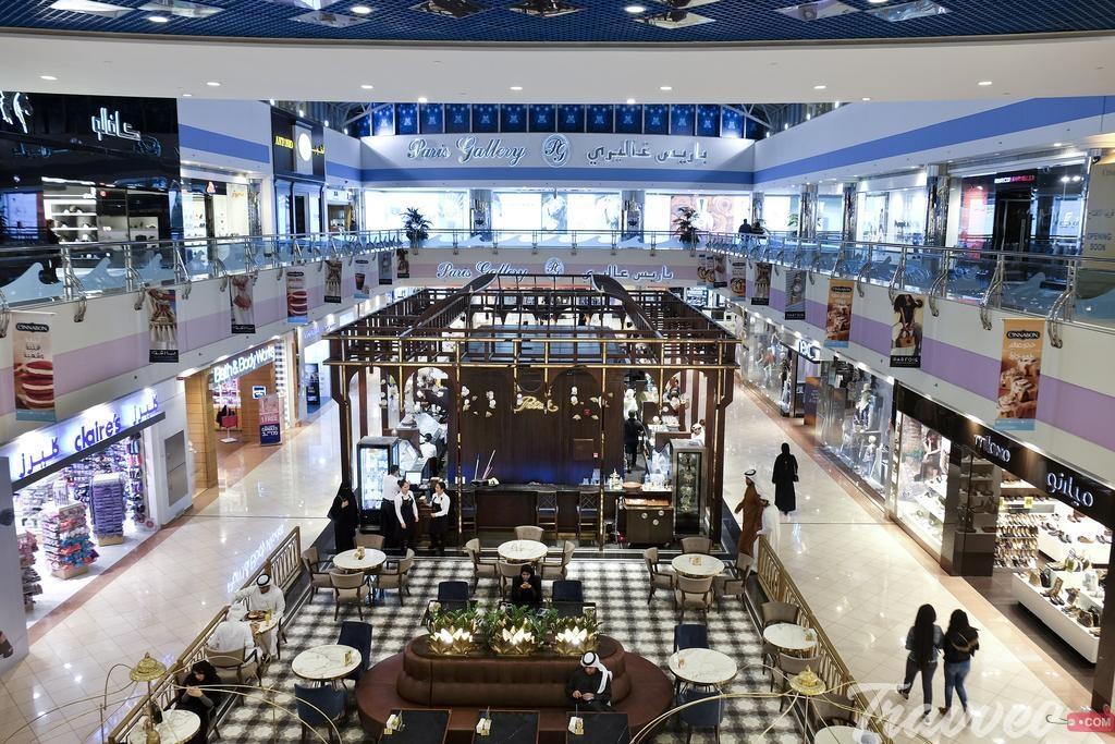 افضل 10 مولات في الإمارات 2019