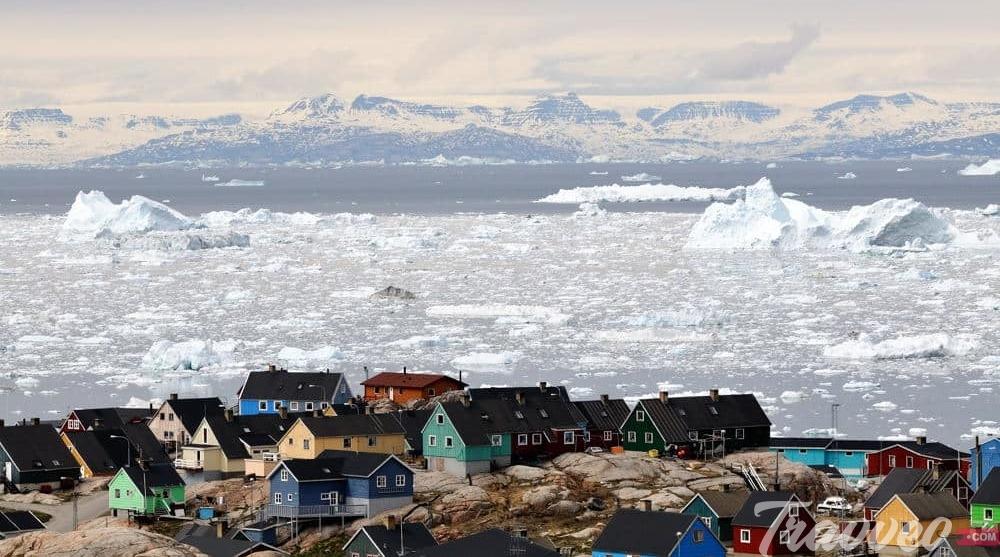 10 من ابرز مناطق الجذب السياحي في جرينلاند