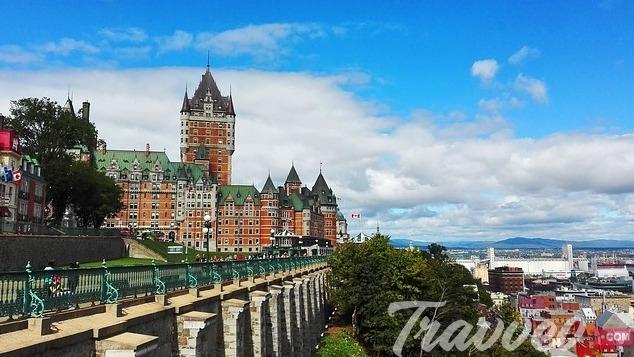 أبرز اماكن السياحة في كيبيك