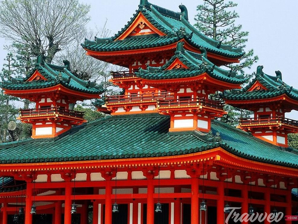قصر كيوتو الامبراطوري