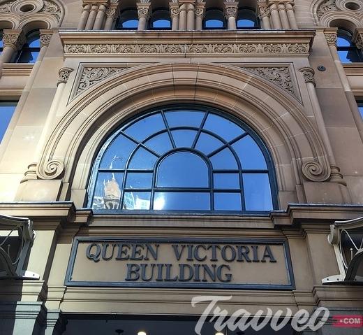 مبني الملكة فيكتوريا