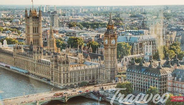 احتفالات رأس السنة 2020 في لندن