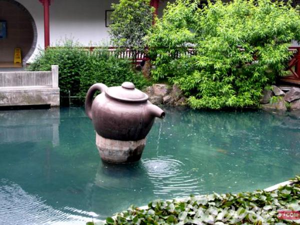 متحف الشاي الصيني الوطني