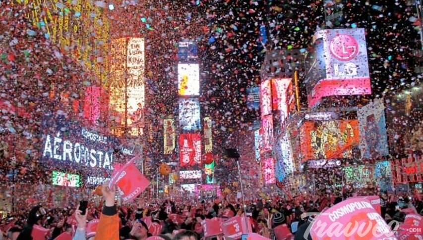 احتفالات رأس السنة 2020