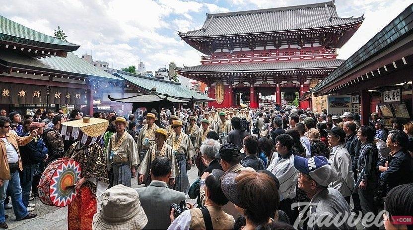 احتفالات راس السنة 2020 في طوكيو اليابان
