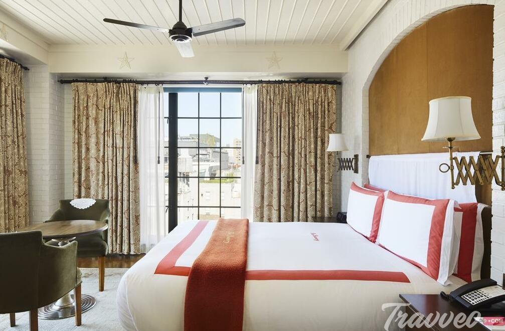 فندق ذا بوويري