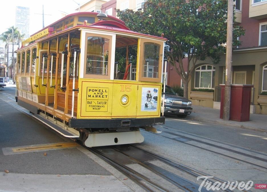 وسائل التنقل في سان فرانسيسكو