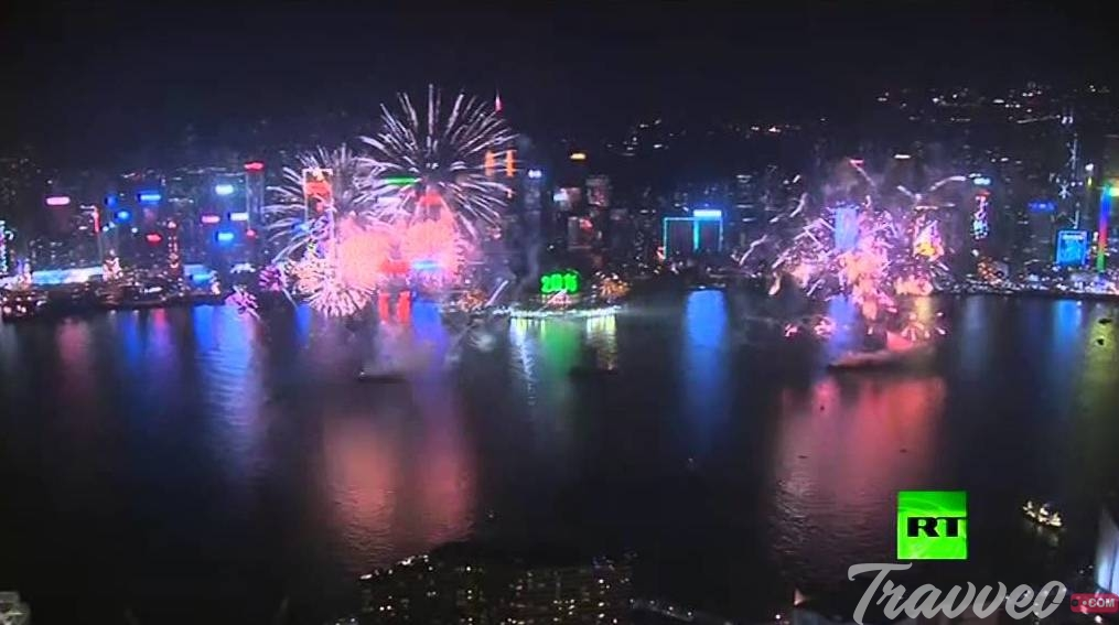 رأس السنة في هونج كونج
