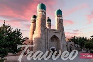 ابرز اماكن السياحة في اوزبكستان