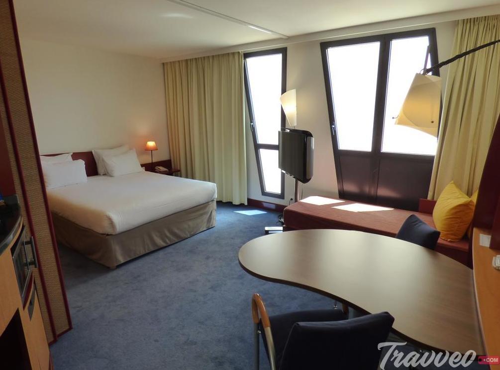 فندق أجنحة نوفوتيل مرسيليا سنتر يوروميد