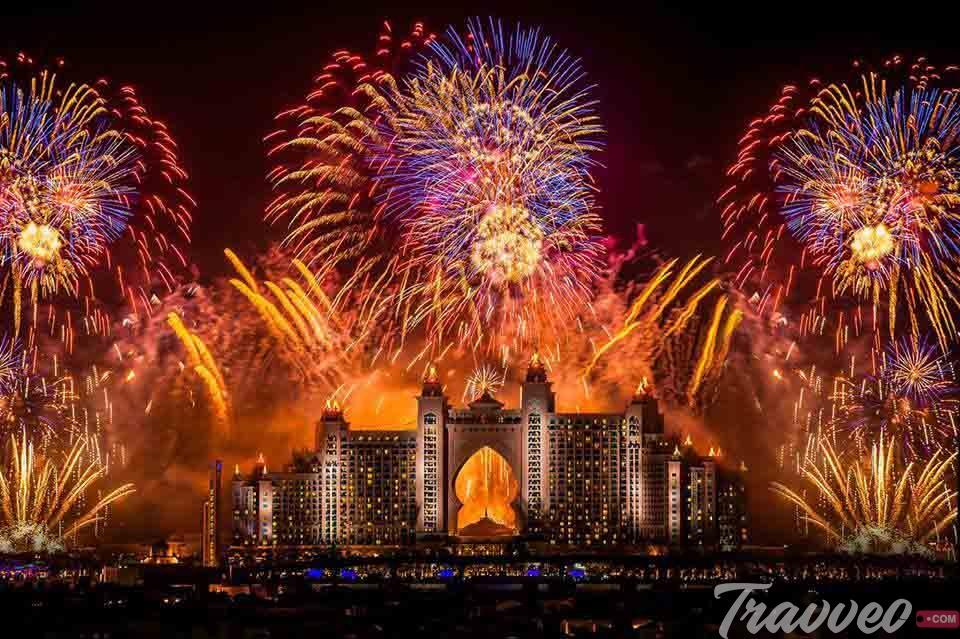 حفلات راس السنة 2020 في دبي