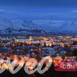 حفلات راس السنة في ريكافيك أيسلندا