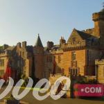 فندق Glenapp Castle