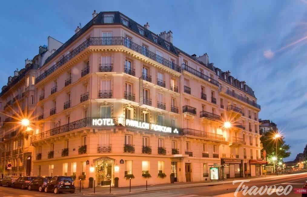 افضل فنادق باريس لشهر العسل