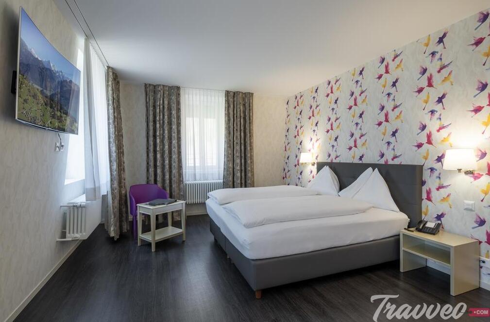 افضل فنادق انترلاكن سويسرا للعرسان