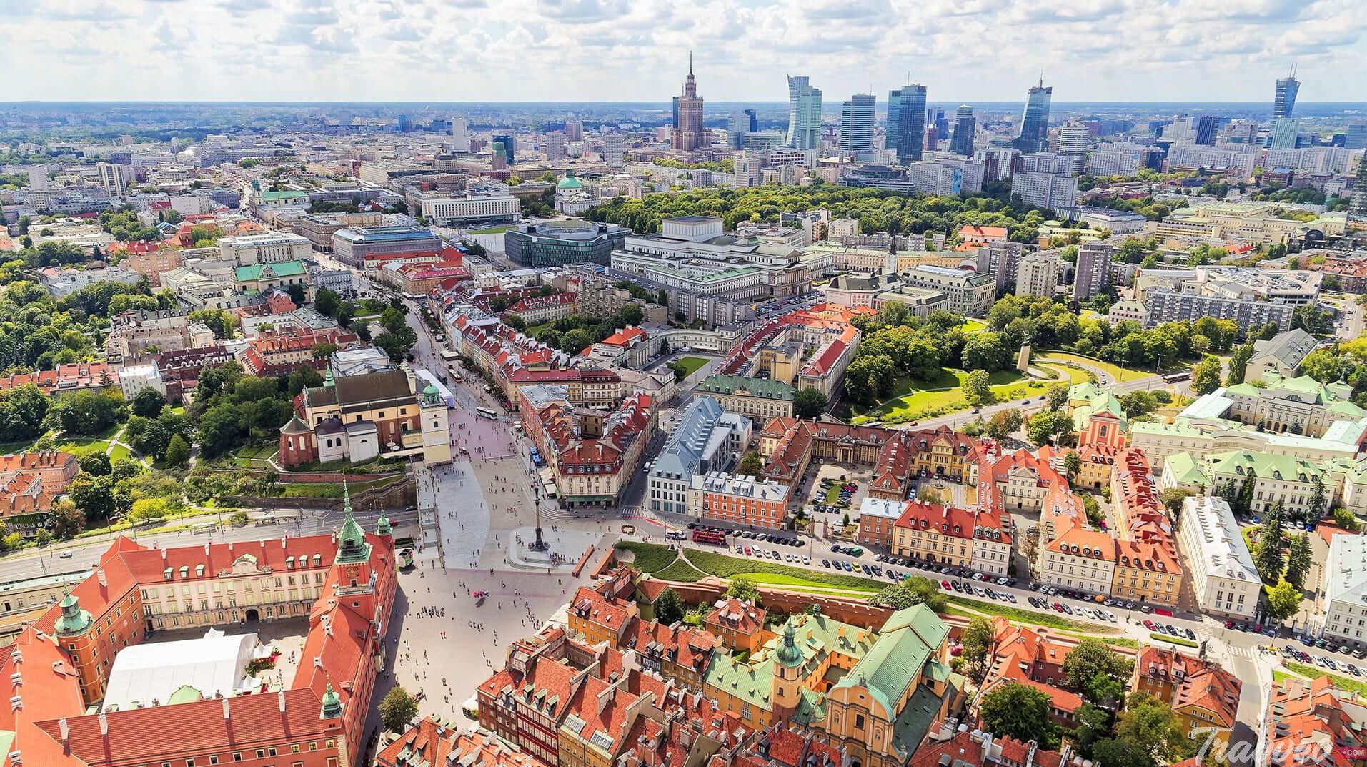 السياحة في بولندا