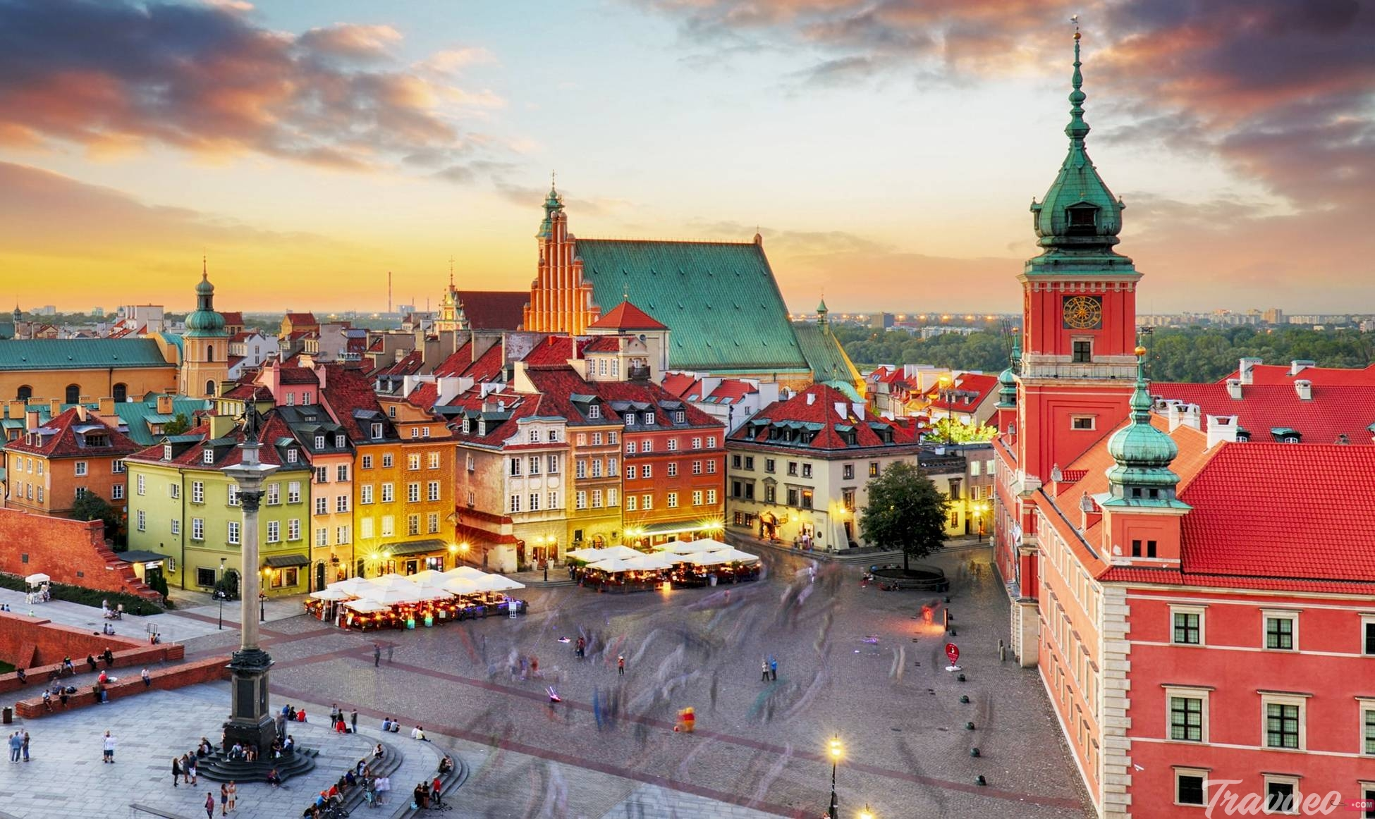 وارسو الرائعة
