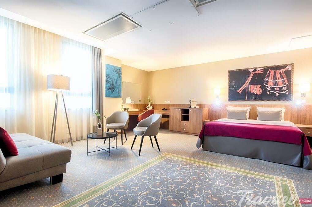 حجز فنادق في وارسو