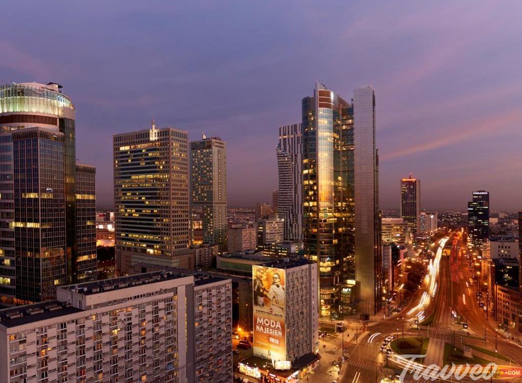 حجز فنادق وارسو بولندا