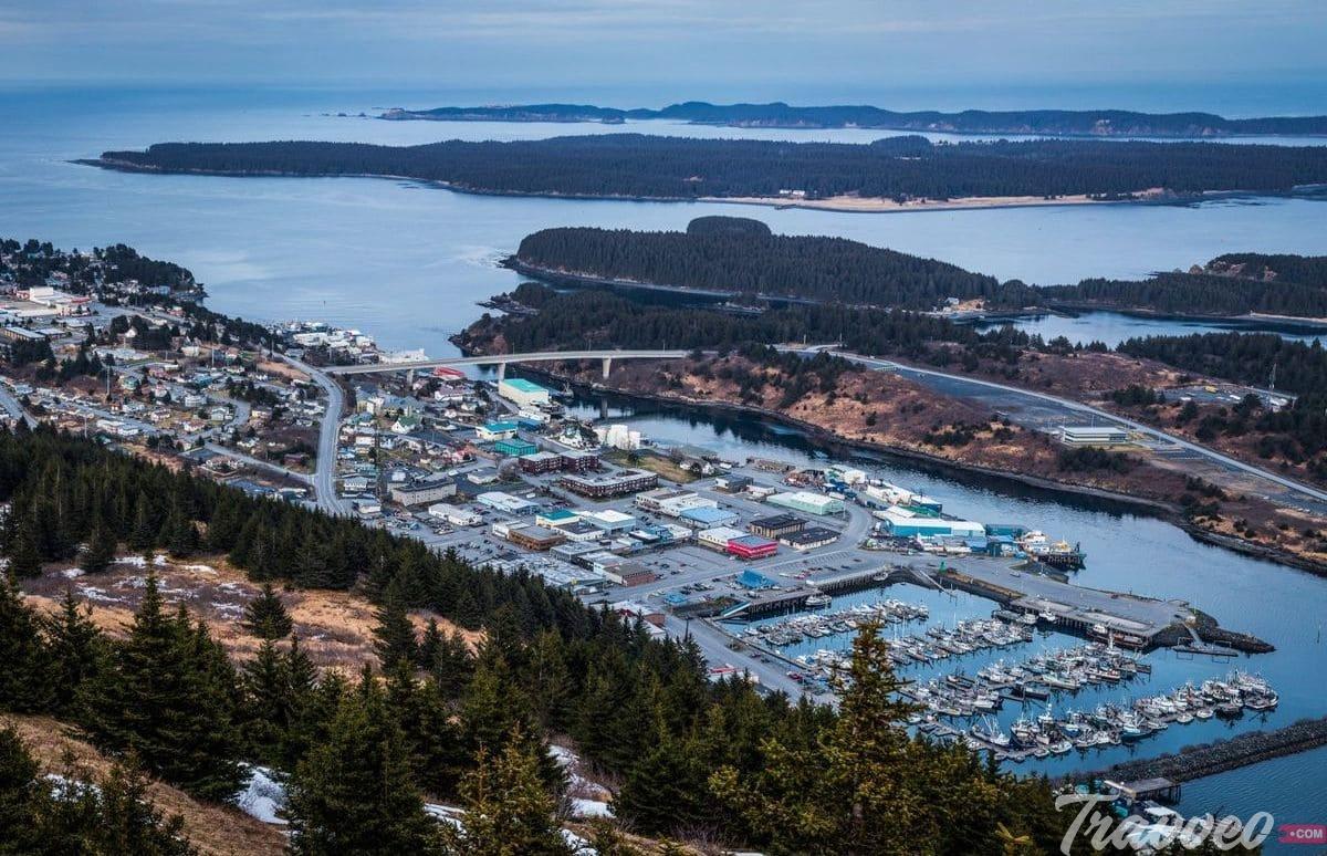 السياحة في ألاسكا