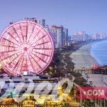 السياحة في ولاية كارولينا الجنوبية