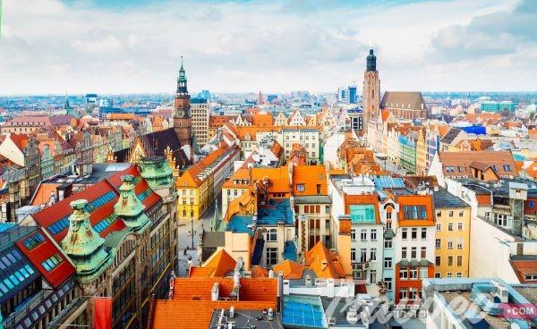 فنادق بولندا الموصي بها