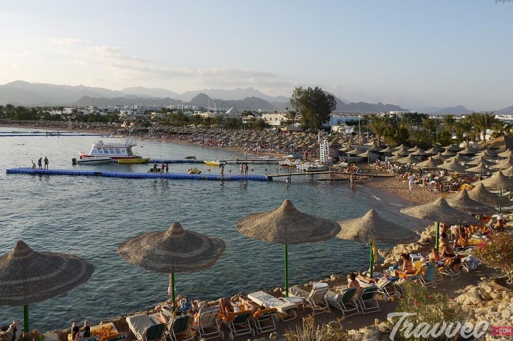 خليج نعمة - Naama Bay Sharm El Sheikh
