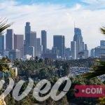 السفر الي لوس انجلوس