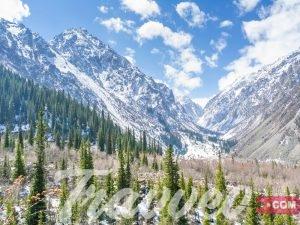 السياحة في قرغيزستان للعوائل