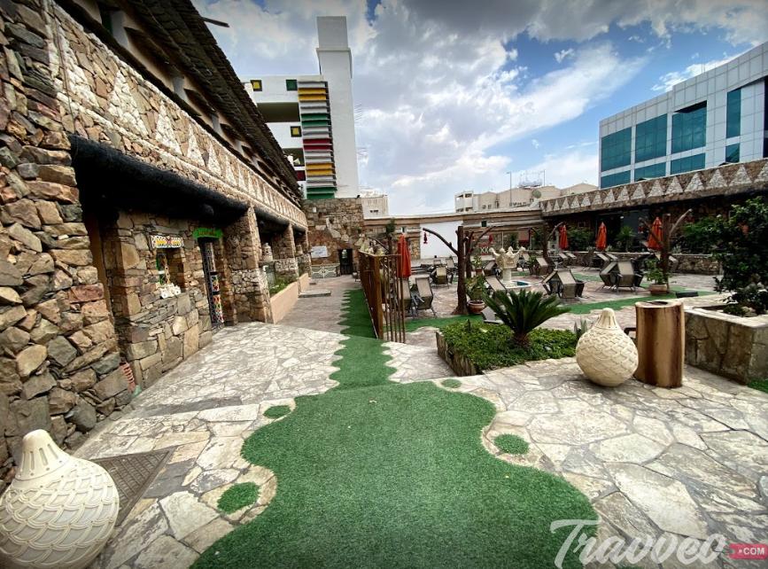 قرية بن حسمان التراثية- أماكن السياحة في خميس مشيط