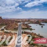 سد وادي تندحة - اماكن السياحة في خميس مشيط