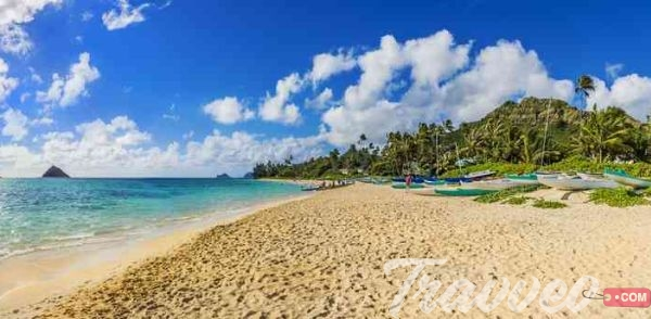 شاطئ لانيكاي بأواهو