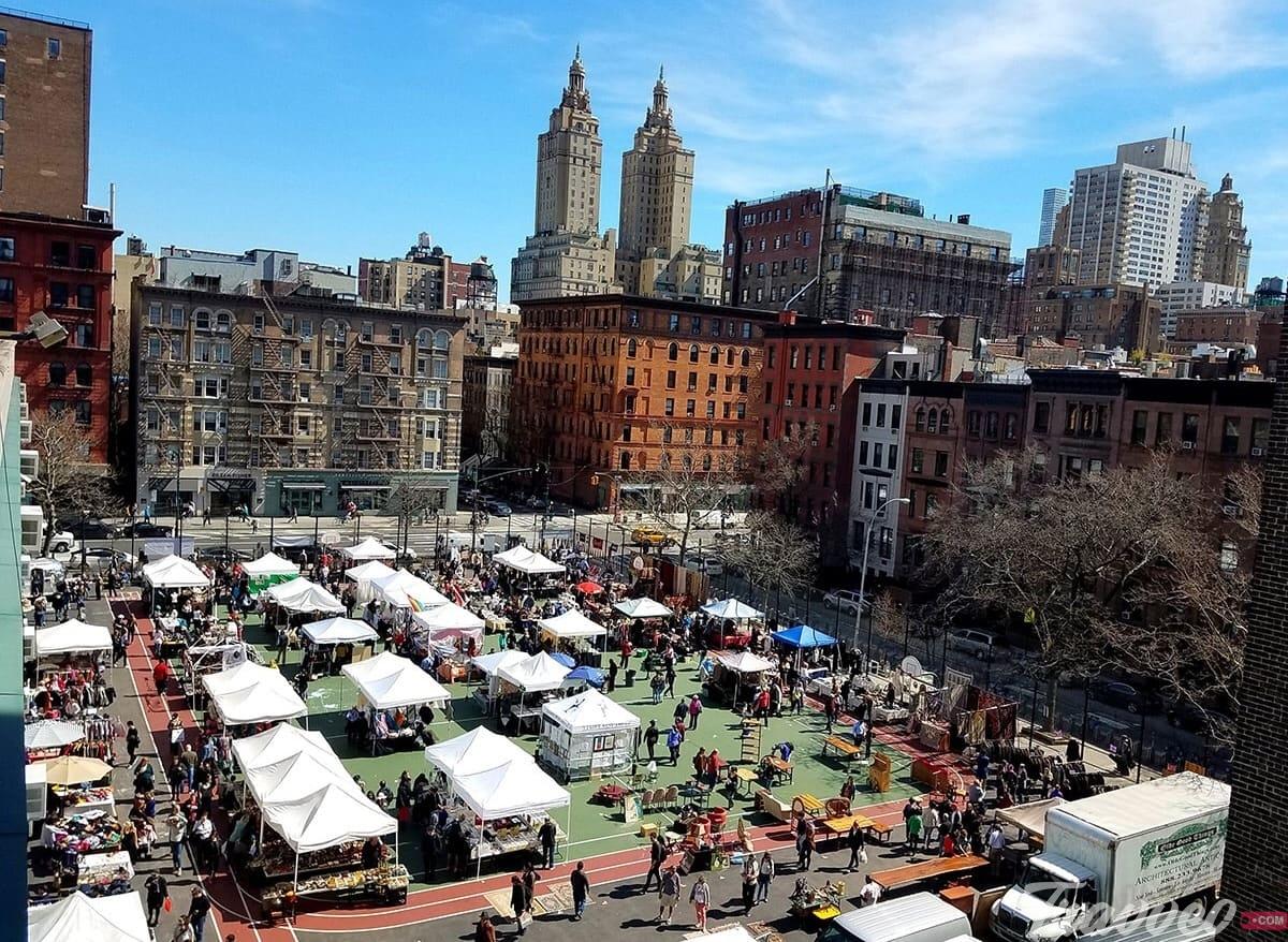 أفضل اماكن التسوق في نيويورك