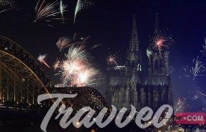 حفلات راس السنة في المانيا 2021