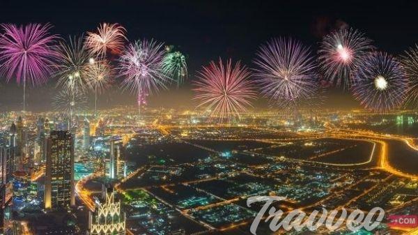 احتفالات راس السنة في الرياض