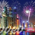حفلات راس السنة 2021 في دبي
