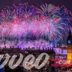 حفلات راس السنة 2021 لندن